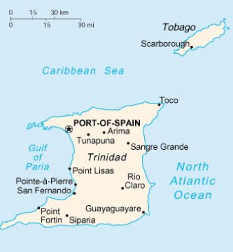 31st of July 1498 - The island of Trinidad is discovered